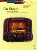 Christopher Goldston: On Stage! Book 1