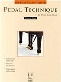 Wynn-Anne Rossi: Pedal Technique - Volume Two