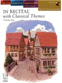 In Recital With Classical Themes: Volume 1- Book 4