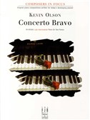 Kevin Olson: Concerto Bravo - An Artistic Late Intermediate Piece For Two Pianos