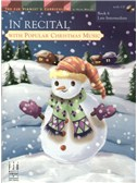 In Recital with Popular Christmas Music - Book 6