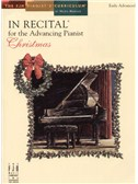In Recital for the Advancing Pianist - Christmas