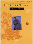 GuitarTime Popular Folk: Level 1 - Classical Style
