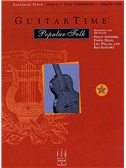 GuitarTime Popular Folk: Level 2 - Classical Style