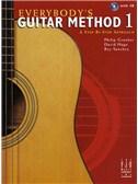 Everybody's Guitar Method: Book 1 (CD Edition)