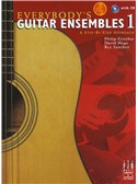 Everybody's Guitar Ensembles 1 - A Step-By-Step Approach (Book/Downloadable Audio)