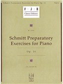 Aloys Schmitt: Preparatory Exercises For Piano Op.16