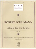 Robert Schumann: Album for the Young Op.68