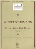 Robert Schumann: Scenes From Childhood Op.15