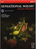 Sensational Solos - Popular Christmas - Flute