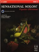 Sensational Solos - Popular Christmas - B Flat Clarinet