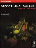 Sensational Solos - Popular Christmas - Piano Accompaniment