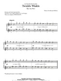 Dianne Goolkasian Rahbee: Modern Miniatures For Piano Solo - Volume 1