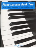 Piano Lessons Book 2