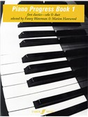 Piano Progress Book 1