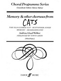 Andrew Lloyd Webber: Memory And Other Choruses From Cats (SSA/Piano)