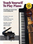 Teach Yourself To Play Piano (CD Edition)