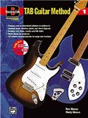 Basix: Tab Guitar Method Book 1