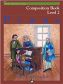 Alfred Basic Piano Composition: Level 2