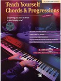 Teach Yourself Chords And Progressions (Book/CD)