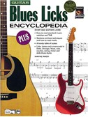Guitar Blues Licks Encyclopedia