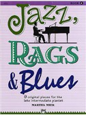 Martha Mier: Jazz, Rags And Blues - Book 4