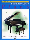 Alfred's Basic Piano Library: Lesson Book Level 5