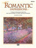 Martha Mier: Romantic Impressions - Book 4