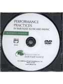 Performance Practices In Baroque Keyboard Music (DVD)