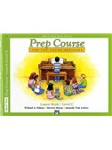 Alfred's Basic Piano Library: Prep Course Lesson Book Level C