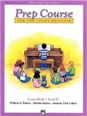 Alfred's Prep Course Lesson Book Level D
