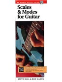 Scales And Modes For Guitar: Handy Guide