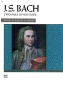 J.S. Bach: Two Part Inventions Masterwork Edition