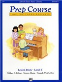 Alfred's Basic Piano Prep Course Level E