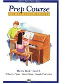 Alfred's Basic Piano Prep Course Theory: Book E