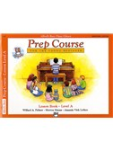Alfred's Basic Piano Library: Prep Course Lesson Book Level A (Book/CD)