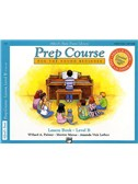 Alfred's Prep Course Lesson Book Level B