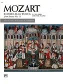 Wolfgang Amadeus Mozart: Rondo Alla Turca (Sonata No.11 K.331)