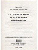 Alison Hedger: Don't Forget The Manger (Pupil's Book)