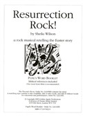 Sheila Wilson: Resurrection Rock! (Pupil's Book)