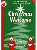 Jan Holdstock: A Christmas Welcome (Teacher's Book)