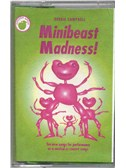 Debbie Campbell: Minibeast Madness! (Cassette)