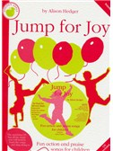 Alison Hedger: Jump For Joy (Teacher's Book/CD)