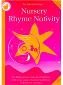 Alison Hedger: Nursery Rhyme Nativity (Teacher's Book/CD)