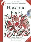 Sheila Wilson: Hosanna Rock! (Teacher's Book/CD)