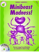 Debbie Campbell: Minibeast Madness! - Teacher's Book