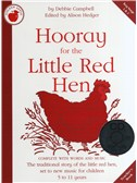 Debbie Campbell: Hooray For The Little Red Hen - Teacher's Book/CD