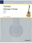 Joaquin Turina: Hommage A Tarrega