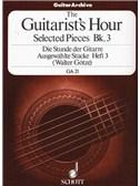 Walter Wilhelm Goetze: Die Stunde Der Gitarre Vol. 3. Guitar Sheet Music