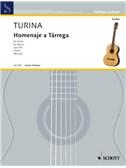Joaquín Turina: Homenaje A Tárrega Op. 69